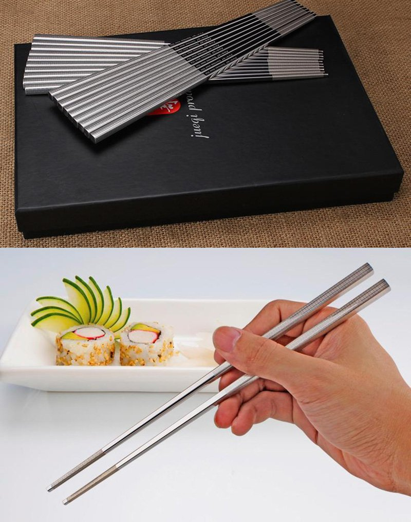 #Foodblogging - Have you wondered why #Korean #Chopsticks are made of metal? Read about the history and where to buy  http:// bit.ly/2jZM7nU  &nbsp;  <br>http://pic.twitter.com/BWzxJjEgHv