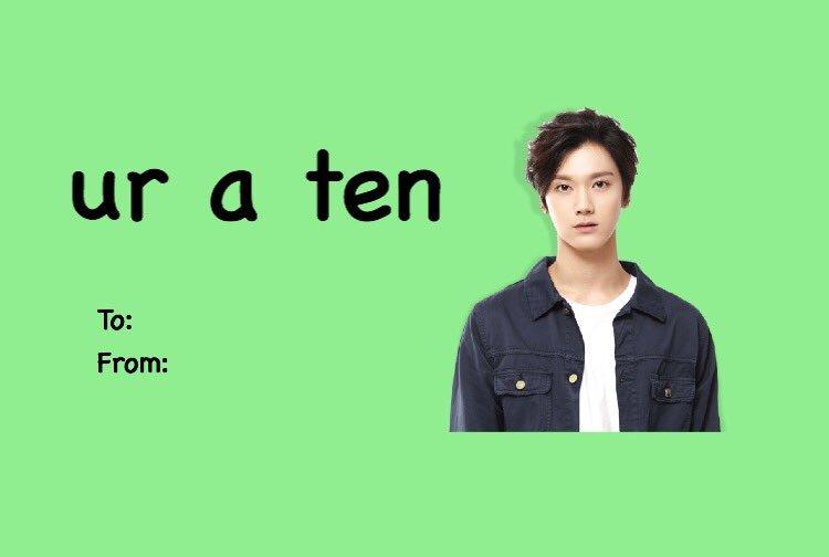Kpop Valentine Cards Kpopvtines Twitter