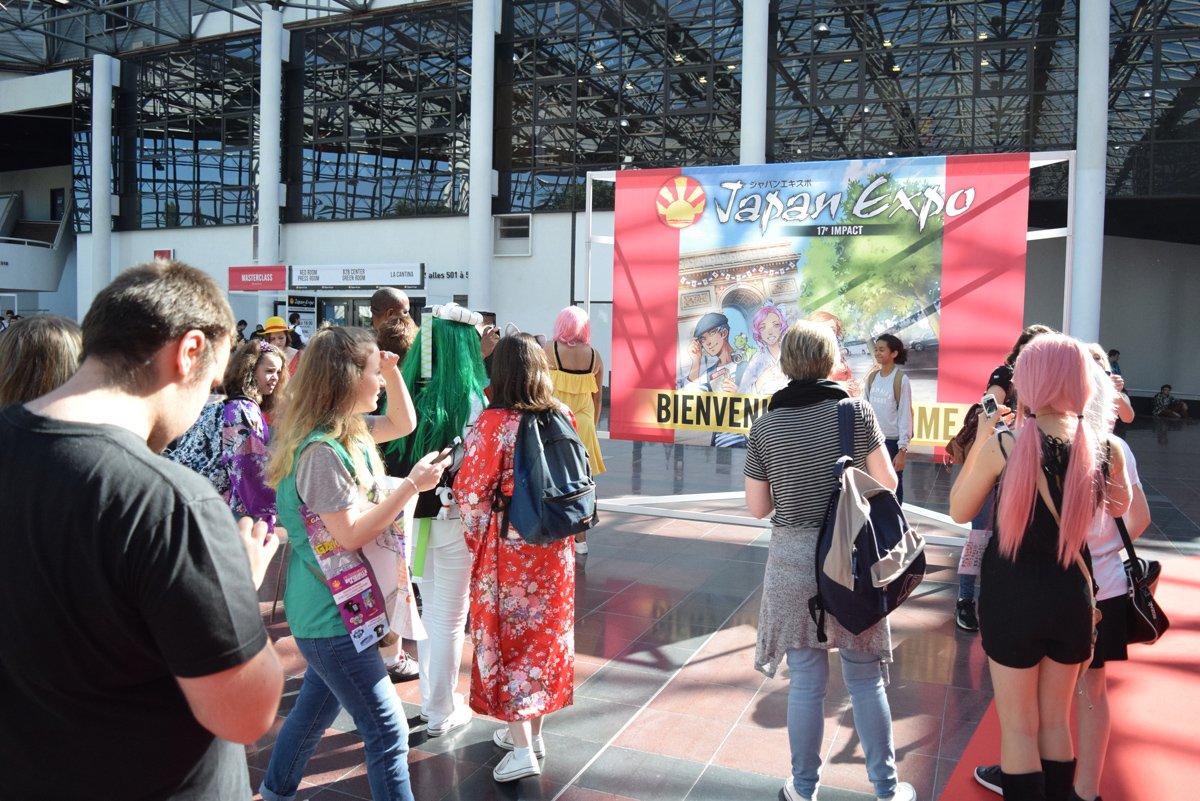 #PourMeRechaufferje pense à Japan Expo du 6 au 9 juillet prochain ! ht...