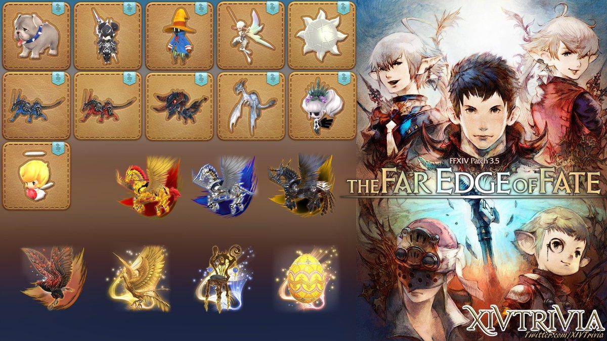 [MaJ] The Far Edge of Fate : Patch 3.5 C2WaAHHUcAElcVn