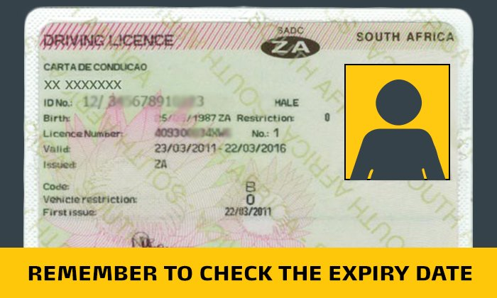 how to find expiry date on ontario driver license