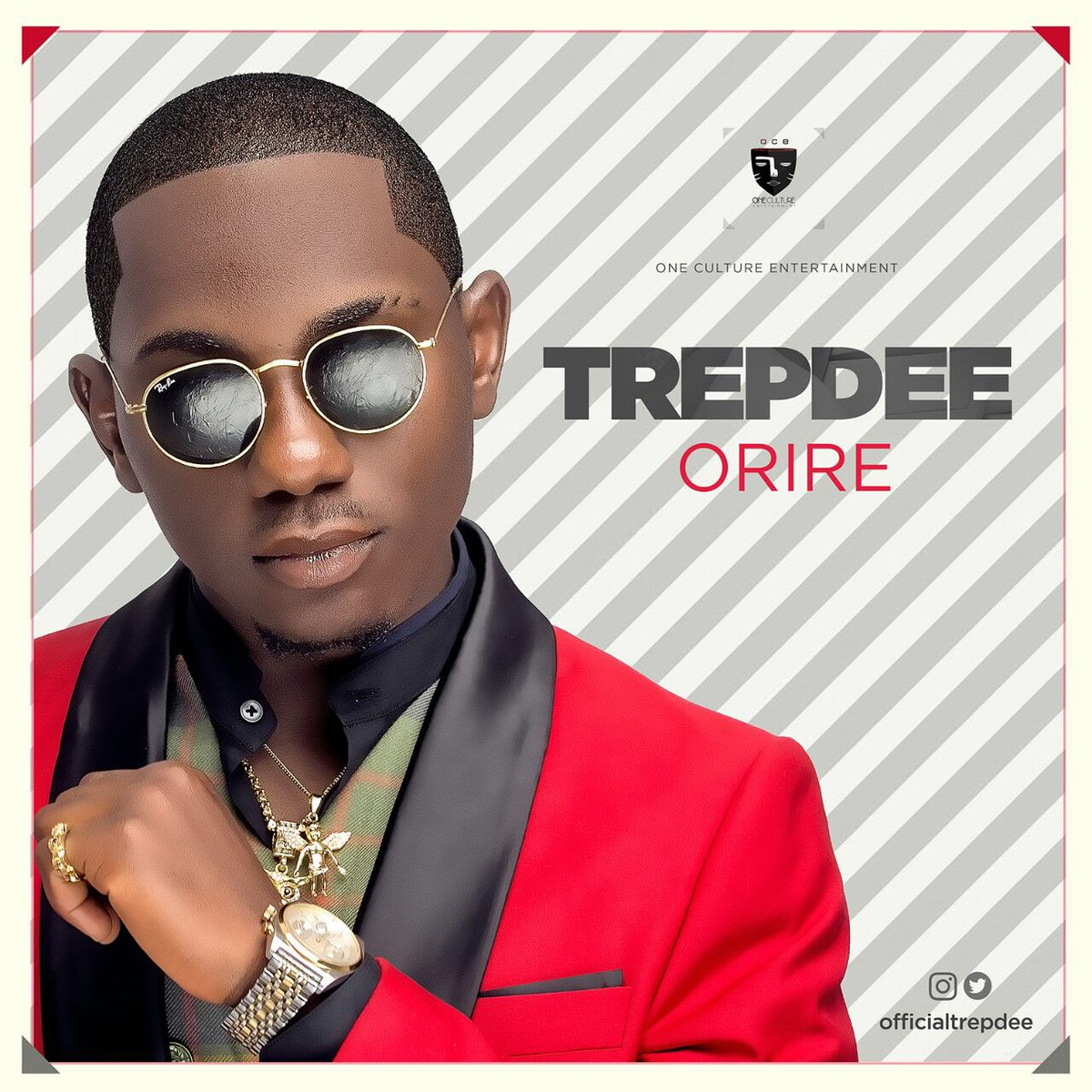 New fire jam today by @OfficialTrepdee #ORIRE