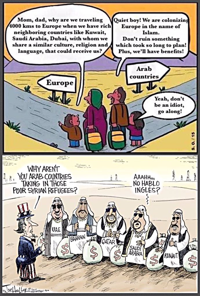 Migrants► http:// bitsy.in/04ed3  &nbsp;  More► http:// bitsy.in/e1e65  &nbsp;    ► http:// bitsy.in/d87c5  &nbsp;  ► http:// bitsy.in/bcb91  &nbsp;   @JustKate038 #USA#DJT<br>http://pic.twitter.com/gkZrbNAXXg