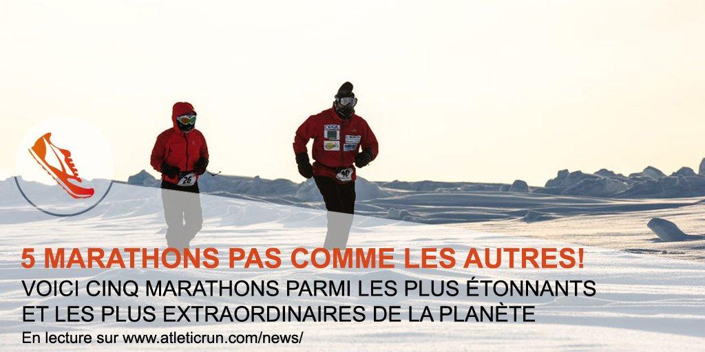 Chauds, froid, sous terre... Voici notre 5 #marathons parmi les + #étonnants et les + #extraordinaires!  http://www. atleticrun.com/course-a-pied- societe/cinq-marathon-original/ &nbsp; …  #running <br>http://pic.twitter.com/Zd8j4tAoRv