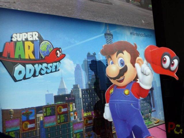 #New J&#39;ai enfin publié mon avis sur l&#39;essai de la #NintendoSwitch à Paris! Que du bonheur au final malgré qq nuages  http://www. passionageek.com/jeux-video/con soles/switch-essai &nbsp; … <br>http://pic.twitter.com/2fbDYgvjMs