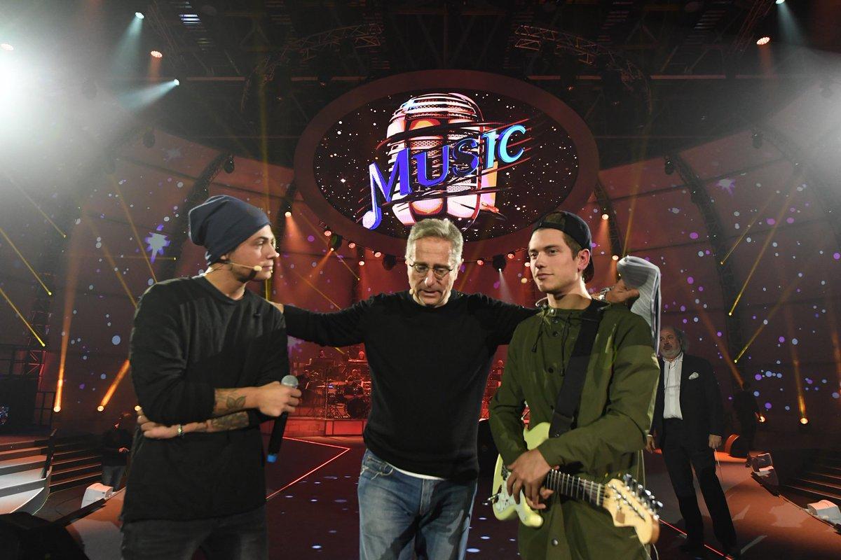 Foto @BenjieFede a #MUSICMEDIASET in onda mercoledì 18 gennaio in prim...