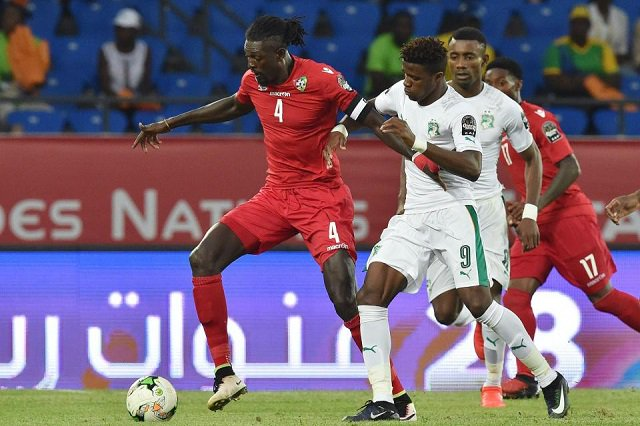 #Sports #Football #AFCON2017 - Togo frustrate champions Cote d'Ivoire  http://www. chronicle.co.zw/togo-frustrate -champions-cote-divoire/ &nbsp; … <br>http://pic.twitter.com/sPTYaYVTz7