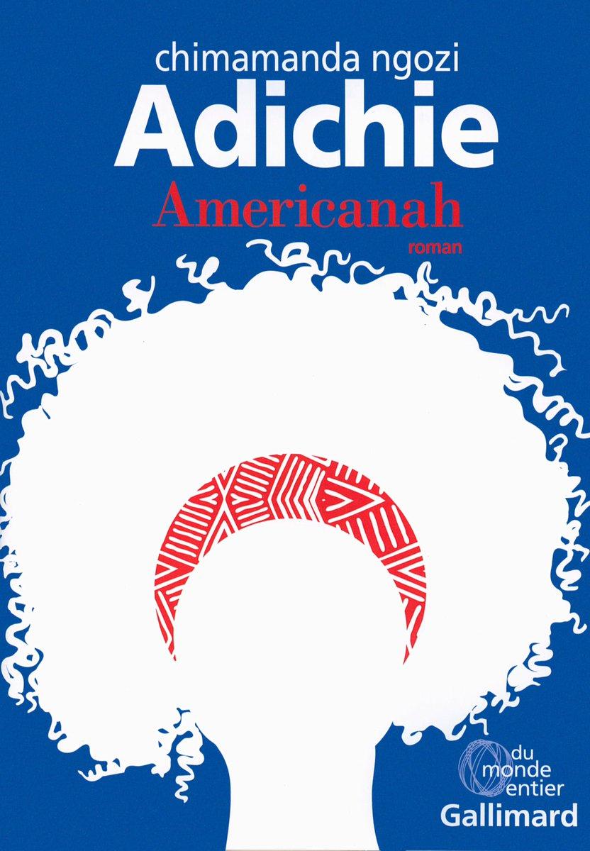 Nouvelle lecture chez @Gallimard .Le roman événement #americanah dont j&#39;ai lu le plus grand bien. C&#39;est parti sous le soleil de #Lasvegas . <br>http://pic.twitter.com/InXRDvcDk3