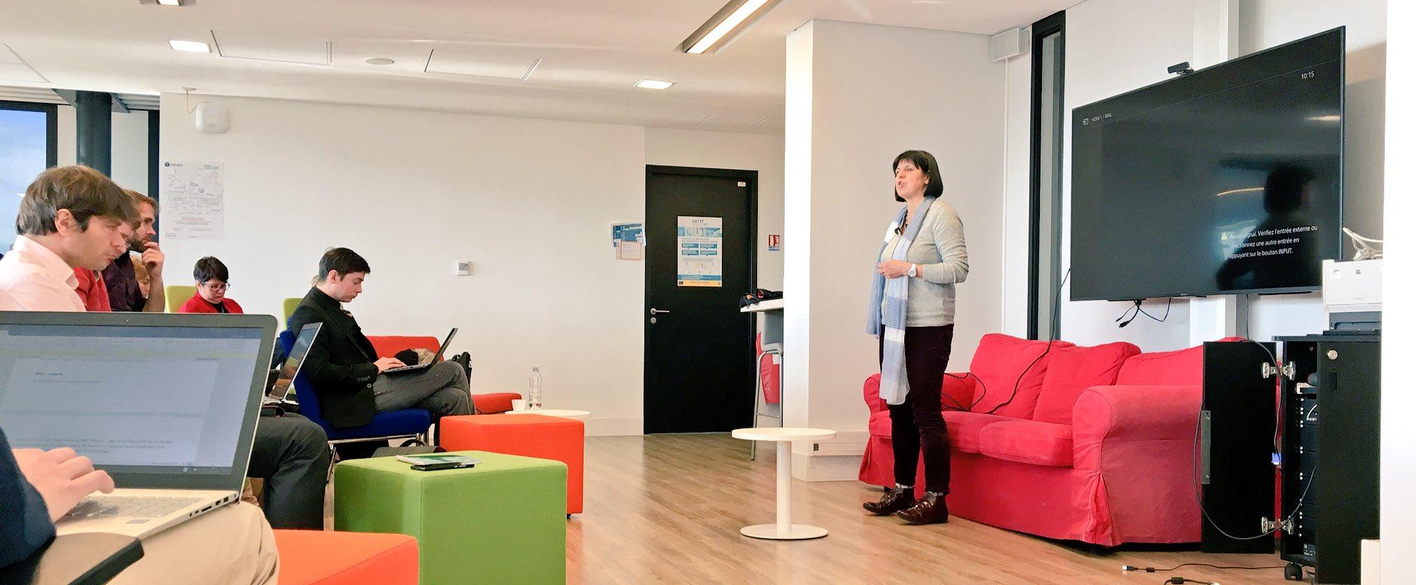 #sophiacoop Anita Potopappas présente @scopCoopetic - gérante de la coopérative d'activité. Plus d'informat• : https://t.co/whV8iQa60j https://t.co/ZzhyIBXkWQ