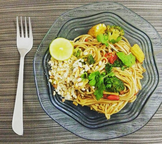 Tangy Noodles