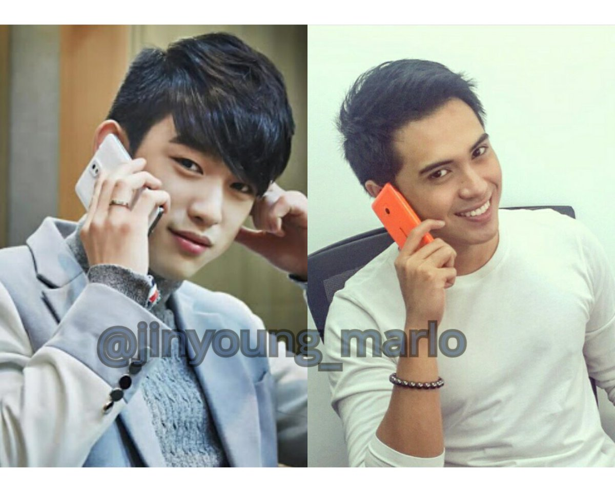Call me Maybe  @jrjyp @marlo_mortel  #Jinyoung #JR #TeamGOT7 #MarloMortel #BoyfieNgBayan<br>http://pic.twitter.com/PNRqMkSMo8