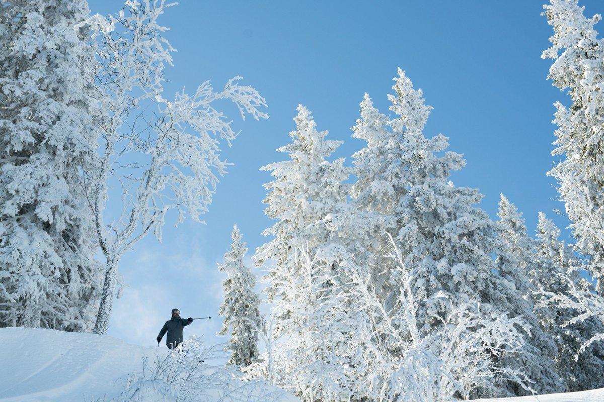 #megevemoments Encore une belle journée qui s&#39;annonce à @megeve #snow #sun #ski <br>http://pic.twitter.com/yNUkNUJ1BC
