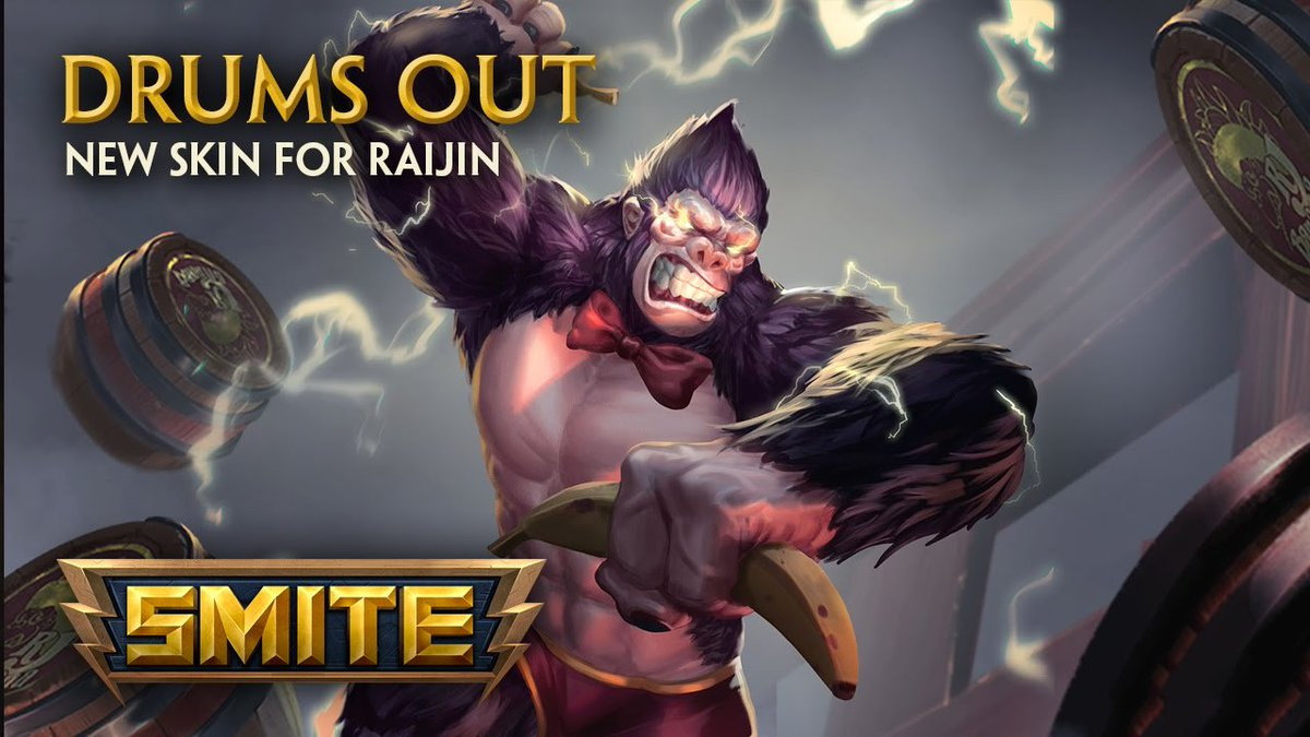 Drums out Raijin for PC Giveaway Image