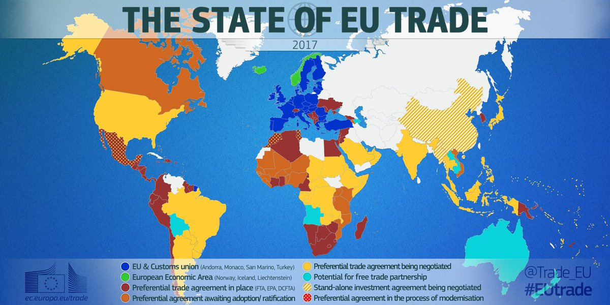 "Hasil gambar untuk EU Trade Commissioner in Mexico: ""Trade deal possible by year's end"""