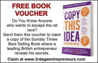 Andrew #Reynolds reveals secrets on how he became a successful #Entrepreneur and invites you to copy him. #freebooks  https:// goo.gl/DFqqhN  &nbsp;  <br>http://pic.twitter.com/hkTOtq4oV9