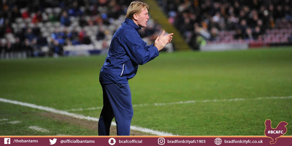 NEWS | McCall expecting a challenge at @CTFCofficial. #BCAFC   https:/...