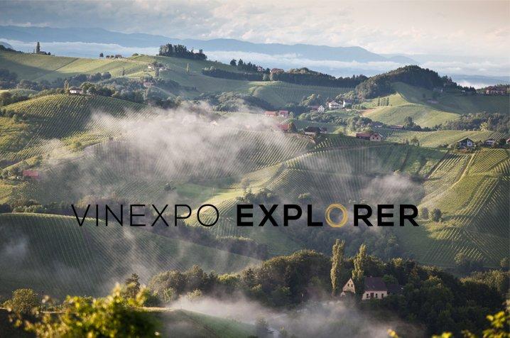 #Vinexpo lance #vinexpoexplorer 1chapitre @AustrianWine #vins #Autriche  http:// bit.ly/2iC5pui  &nbsp;  <br>http://pic.twitter.com/TITyDt4GXY