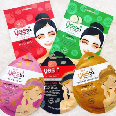 Say Yes To™…New Face Masks!