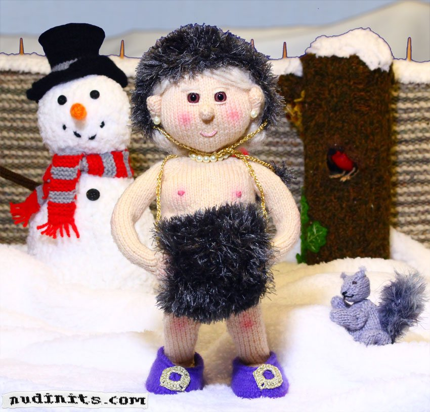Nudinits On Twitter Free Muff Knitting Pattern Come And Have A