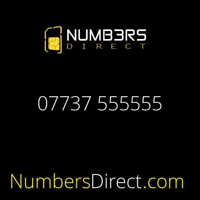 07737 555555 (£2000) #mobilenumbers #goldnumbers #personalisednumbers #vipnumbers #platinumnumbers #exclusivenumbers #numbersdirectpic.twitter.com/rBTrSwi0jZ