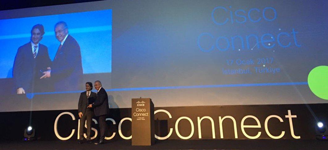 TÜSİAD Başkanı @ErolBilecik'in Cisco Connect Türkiye 2017 konuşması iç...