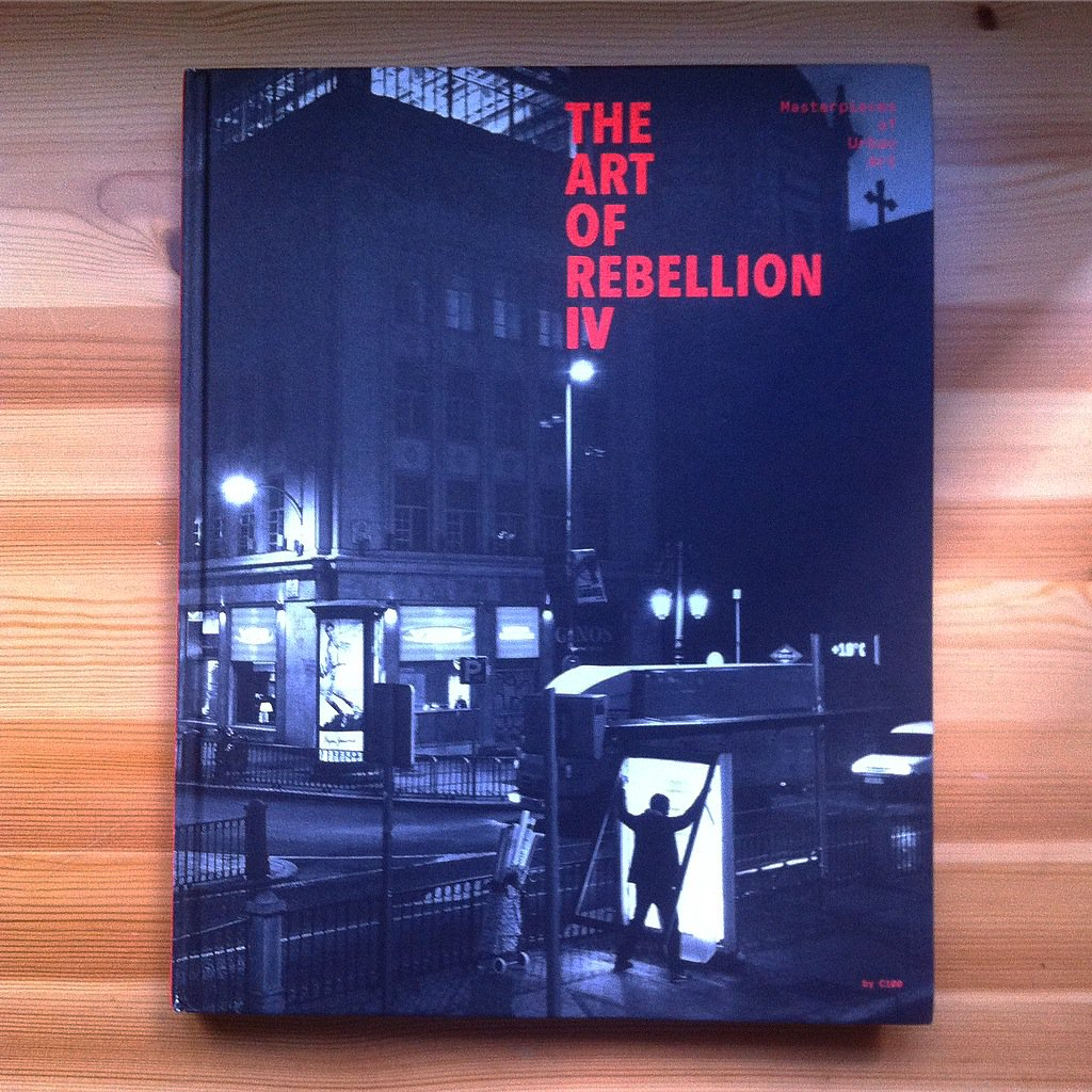 Stafmagazine on twitter justarrived the art of rebellion iv justarrived the art of rebellion iv book out no on gingkopress justarrived book libro art rebellion artofrebellion staf bookpicitter thecheapjerseys Choice Image