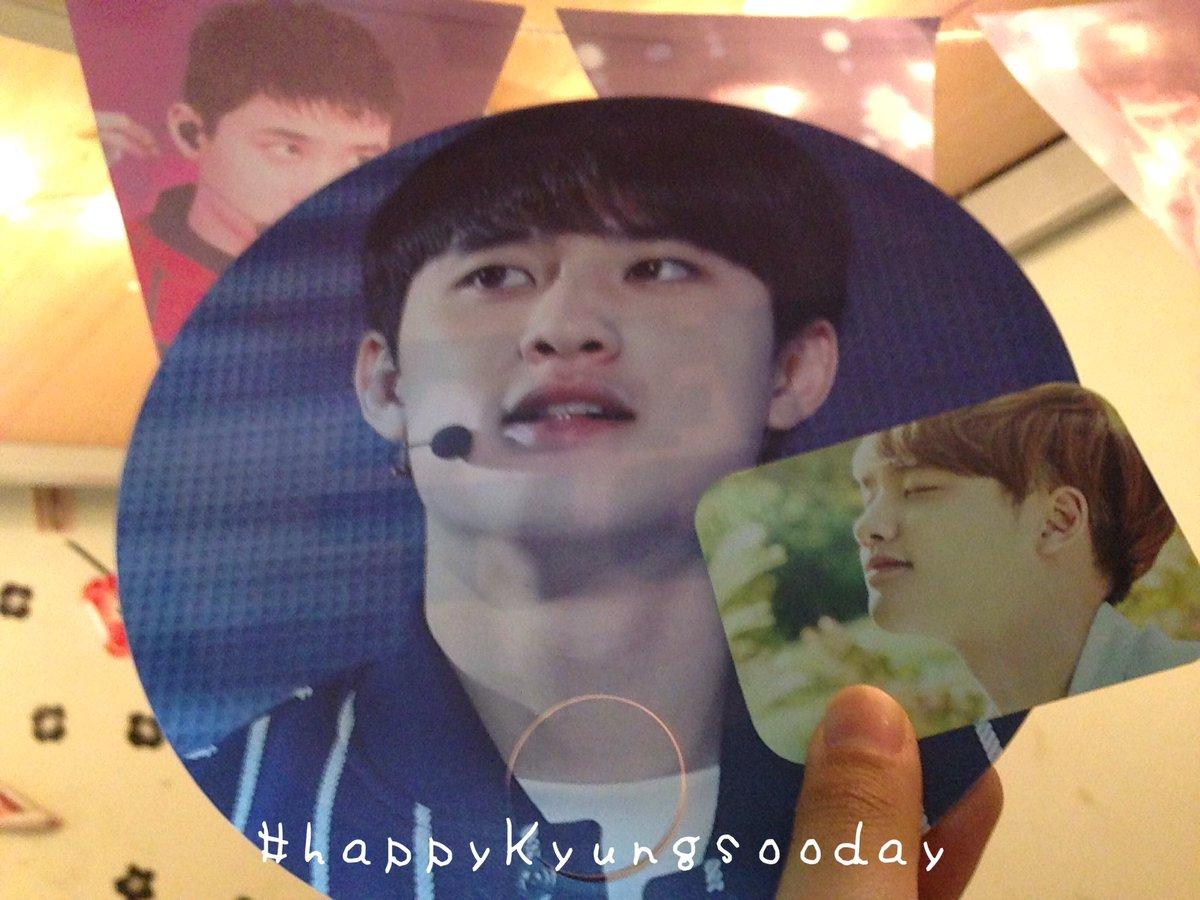 💖แจก event #happykyungsooday รีทวิตนี้ประกาศวันที่ 25/01/16 ค่า☺️☺️