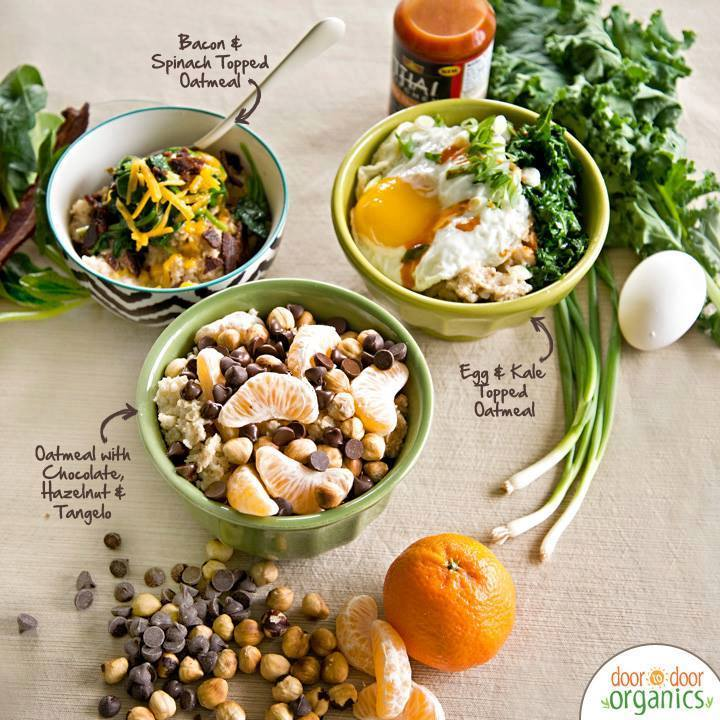 Did you know that #January is #OatmealMonth? Step up your average bowl of #oats with savory toppings! #Recipes here: https://t.co/r22c8IifvY https://t.co/Dgztpy6sqk