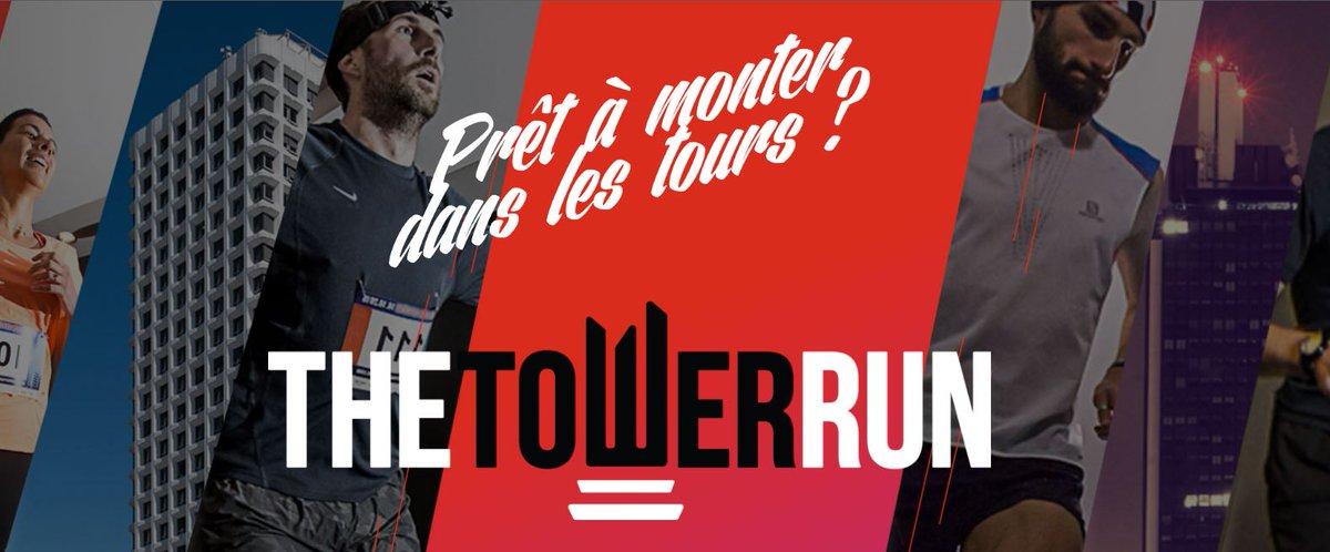 Rendez-vous le 12 mars 2017 pour la 1ère édition de la #course verticale @TheTowerRun à la @TourIncity  #running  http:// bit.ly/2iKDc83  &nbsp;  <br>http://pic.twitter.com/CbIHtYw01O