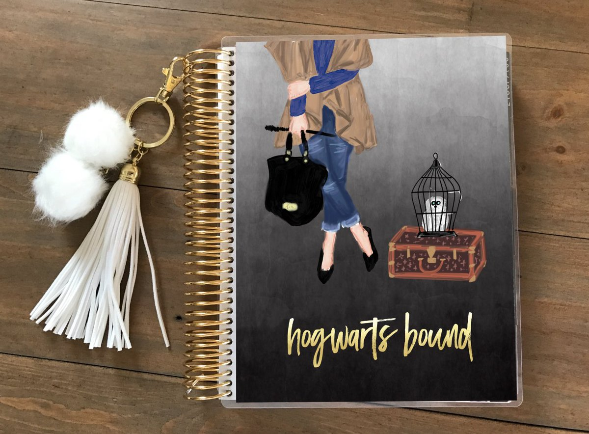 For all you #Ravenclaw #Potterheads - this #HarryPotter planner cover was designed for you!  http:// ow.ly/mPbC3085DPj  &nbsp;   #erincondren #planner <br>http://pic.twitter.com/fP5kIKuqFI