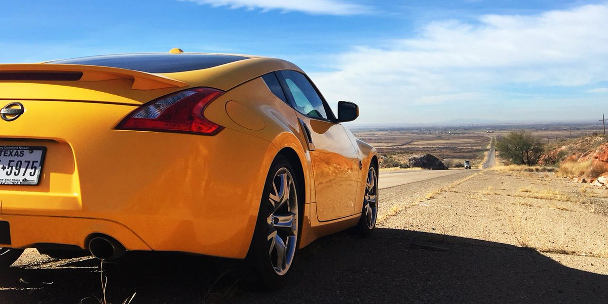 Set your sightZ on the open road. #Nissan #370Z - Photo: @thetruejacob...
