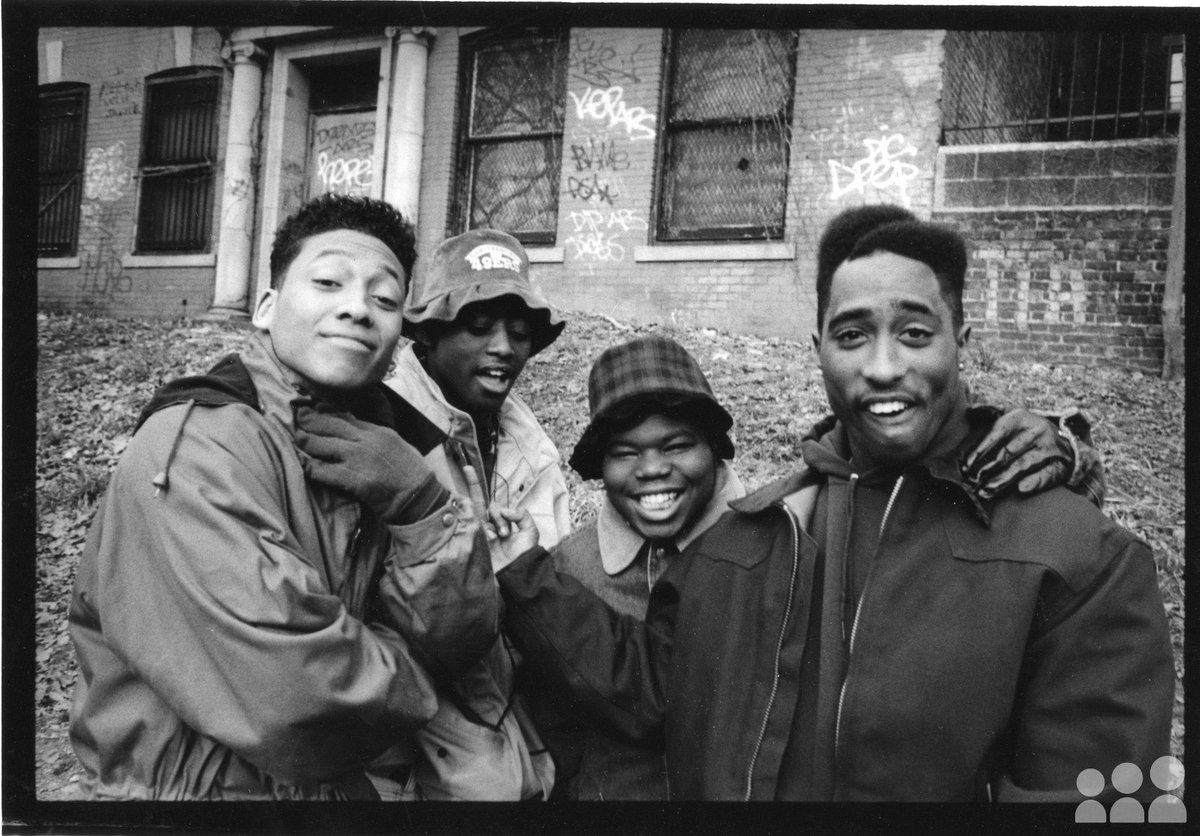 Juice was released in theaters on this day in 1992.