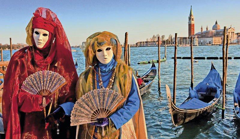 Il Carnevale di Venezia 2017: quando inizia e quando finisce (ultimo giorno)