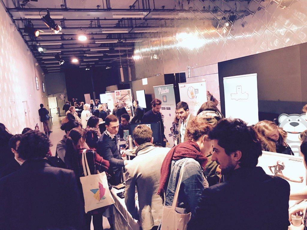 Des #entrepreneurs extraordinaires au #top pour réussir aux #us #maddykeynote  @fr_accelerator  @bymaddyness<br>http://pic.twitter.com/XDZKmpfyx6
