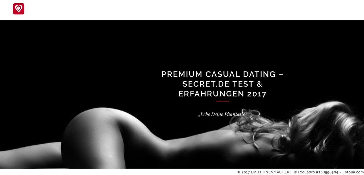 Casual dating erfahrungsberichte