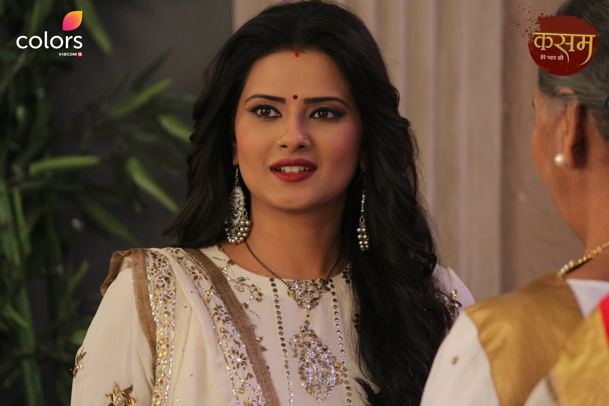 kratika queen kasam on twitter thanks colors tv we really we love