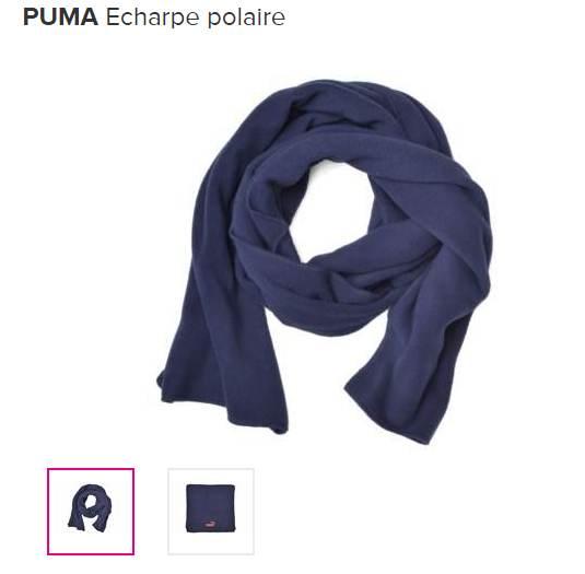 Soldes : écharpe polaire PUMA à seulement 8 euros port inclus: Pour être…  https:// goo.gl/F6iFTt  &nbsp;   #Mode #Echarpes #Puma #Sarenza #bonplan<br>http://pic.twitter.com/YY73rey9DV