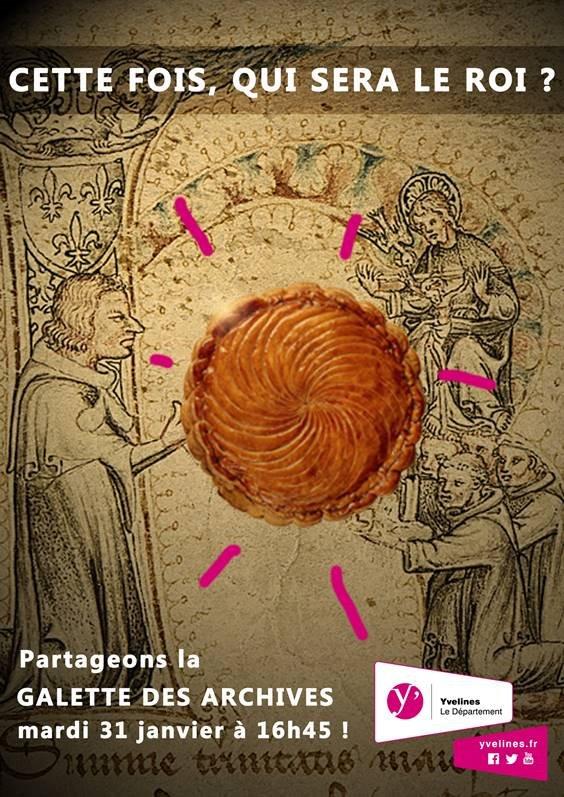 Patrimoine yvelines on twitter qui sera le roi de 2017 for Patrimoine yvelines