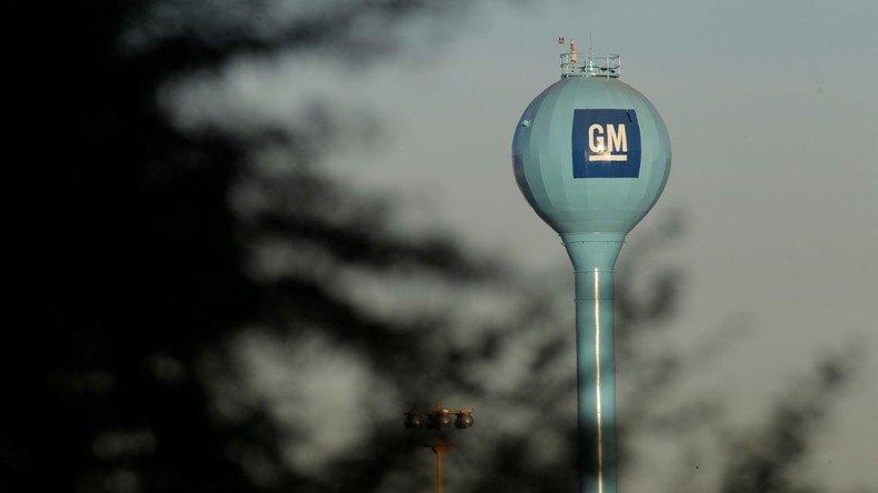 L&#39;effet #Trump? @GM entend investir 1 milliard de $ dans ses usines #US en relocalisant sa production  https:// francais.rt.com/economie/32450 -general-motors-annonce-milliard-dollars &nbsp; … <br>http://pic.twitter.com/37ik2hNSEN