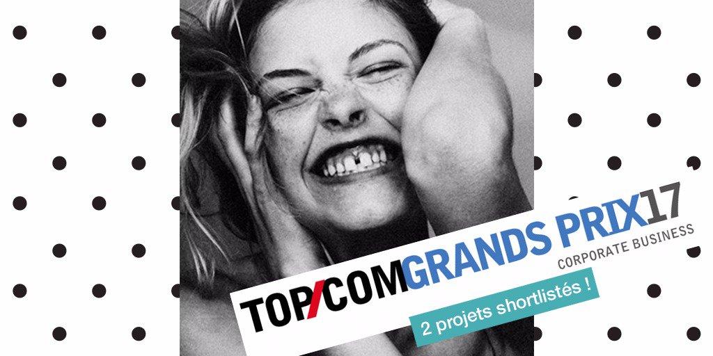 YEAH ! tequilarapido est shortlisté pour les Grands Prix Top Com Corporate Business avec @GroupeBouygues et @renault_fr  @topcomnews #happy <br>http://pic.twitter.com/uKss7WG3aj