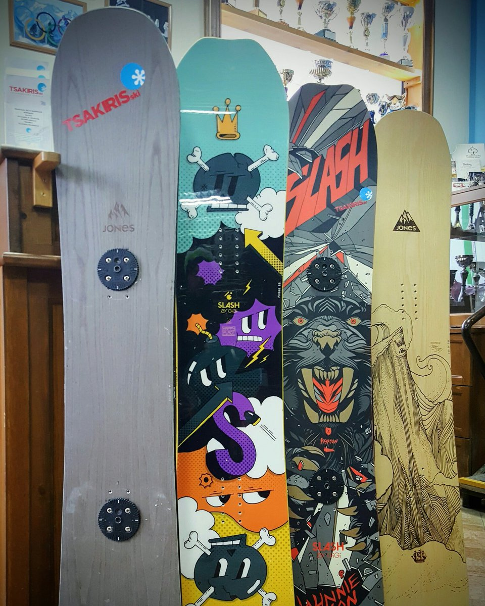 TSAKIRIS Ski & Snowboard on Twitter: