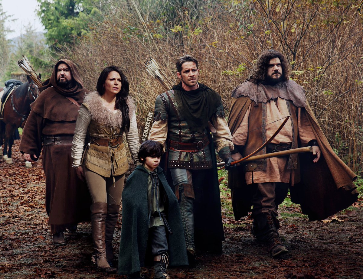 """""""The strength of the pack is the wolf, and the strength of the wolf is the pack"""" #OutlawQueen #Manip"""