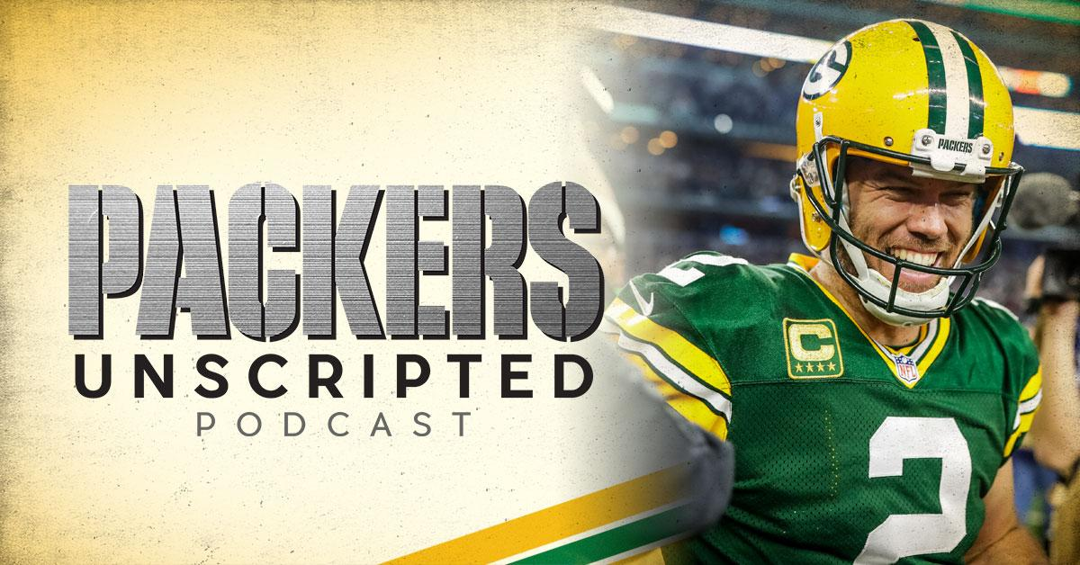 .@mikespofford &amp; @WesHod recap the #Packers&#39; big win in Dallas.  #PackersUnscripted :  http:// pckrs.com/nzd2  &nbsp;    #GoPackGo <br>http://pic.twitter.com/sjZTSCHKQb