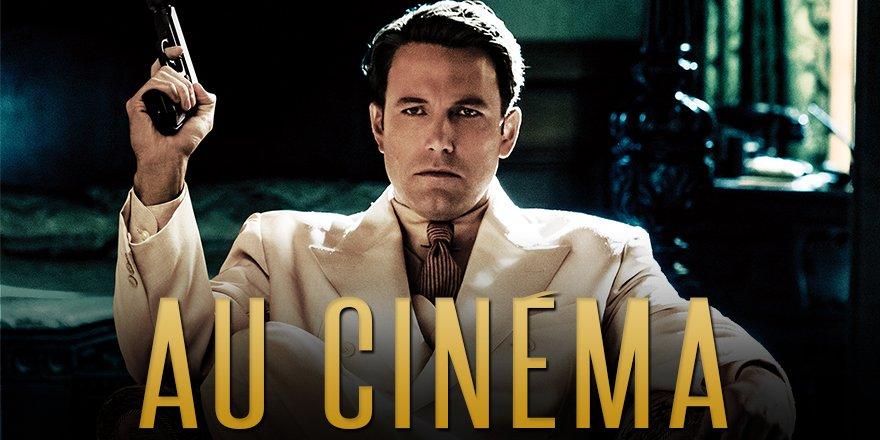 Après Argo et The Town, découvrez #LiveByNight, le nouveau film de Ben...