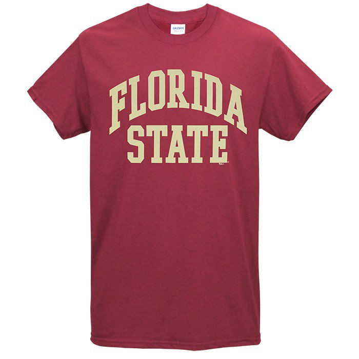 GIVEAWAY!   Follow and RT for your chance to win this #FSU tee!