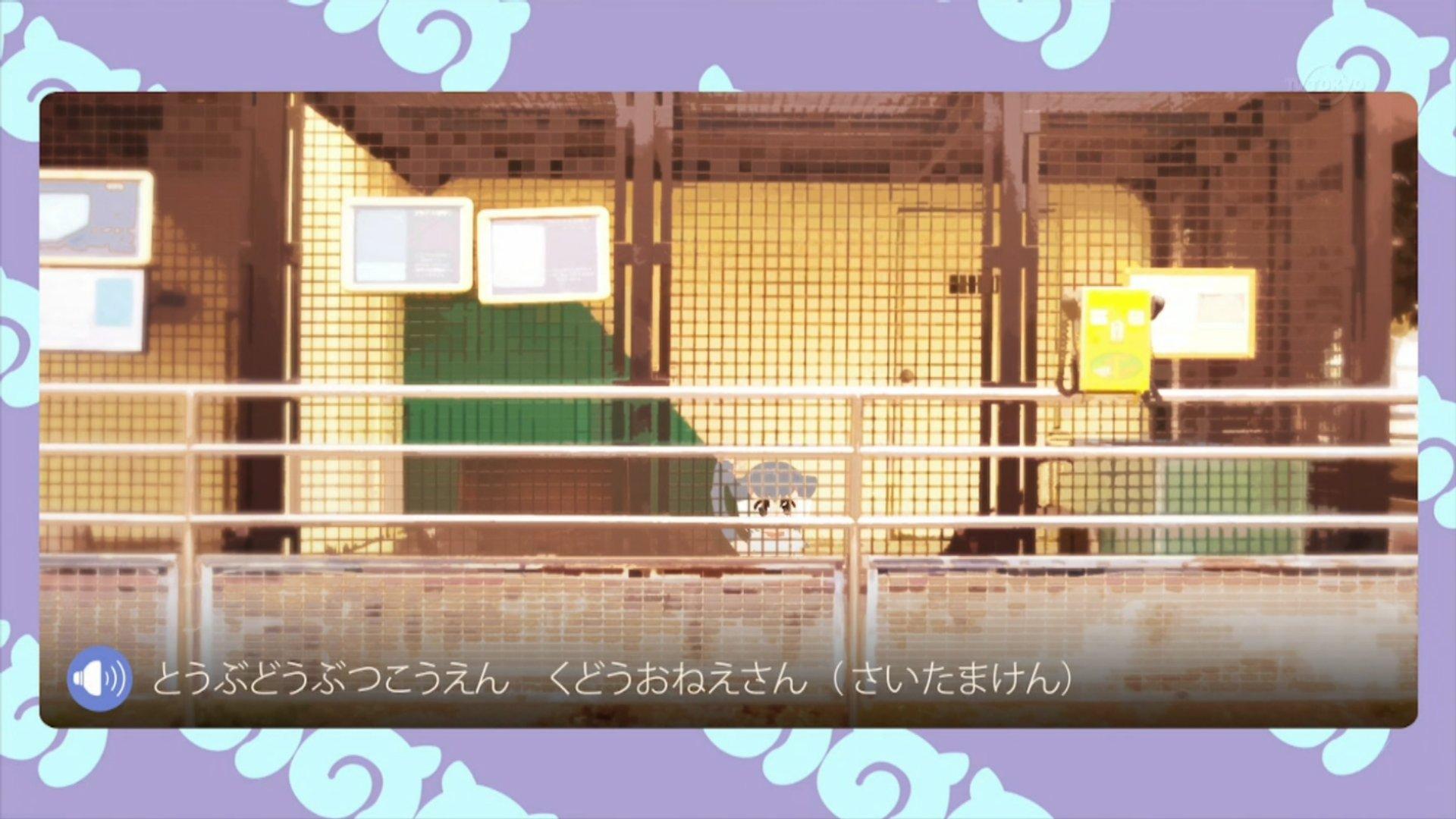 くどうおねえさん(さいたまけん) #けもフレ #kemo_anime #tvtokyo https://t.co/KxMjGnKqj2