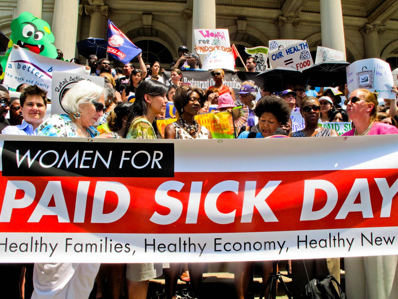 Thumbnail for What's next for Paid Sick Days in 2017?