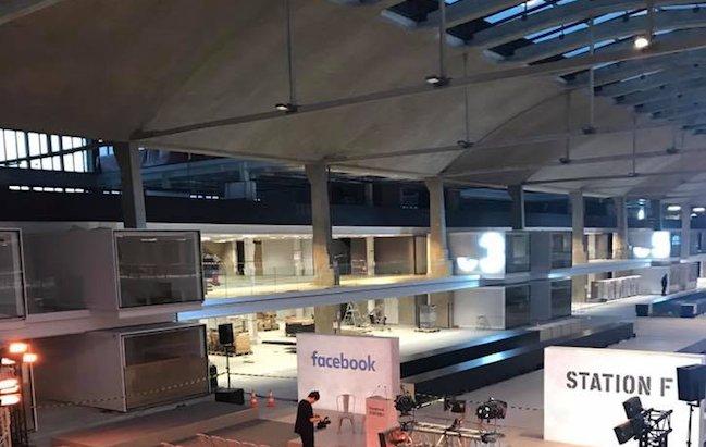 #Facebook va incuber des #startup françaises à #StationF  http:// bit.ly/2iC7EOz  &nbsp;   cc @joinstationf #Tech<br>http://pic.twitter.com/d1uypYN3nl