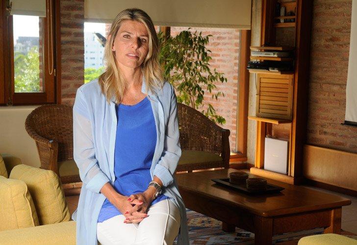 Sandra Arroyo Salgado: 'Usaron la muerte de Nisman para difundir el mi...