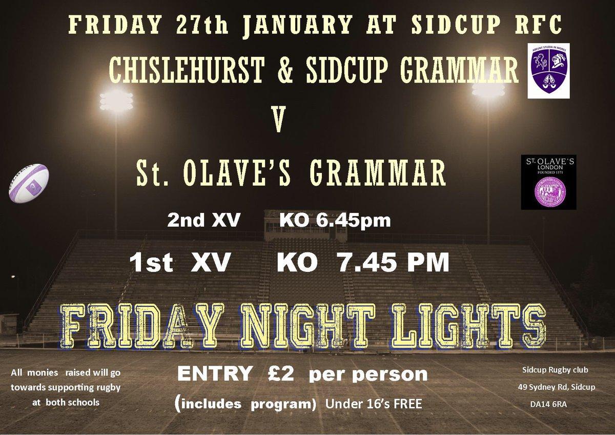 Chis N Sid Rugby